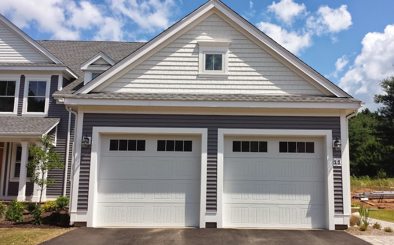 Our PVC Garage Door Surround Trim Is Low Maintenance, Does Not Require  Painting. Selection