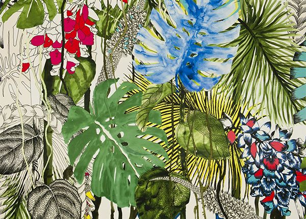 Wall Paper Designers 6 wallpaper designers hd6 Christian Lacroix For Designers Guild