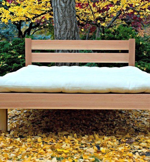 Each California Beauty Bed Frame Is Handcrafted By A Small