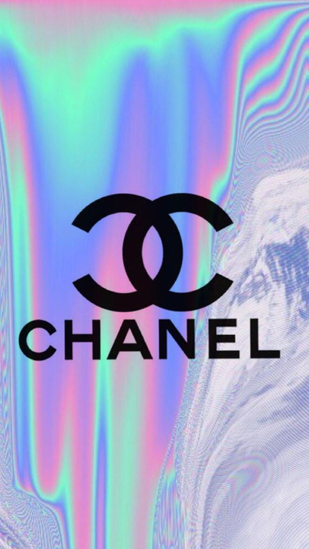 Paris Chanel Wallpapers Reeseybelle In 2020 Chanel Wallpapers Iphone Wallpaper Tumblr Aesthetic Chanel Wall Art