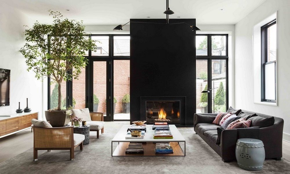 Read Tips On How To Choose The Best Type And Style Of Fireplace For Your  Home And Discover The Most Popular Fireplace Trends For