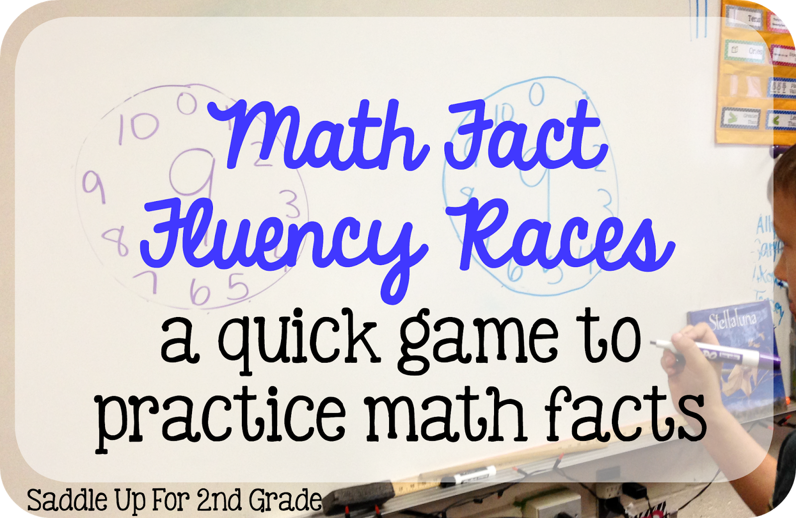 Who S Who And Who S New Math Fact Fluency Races
