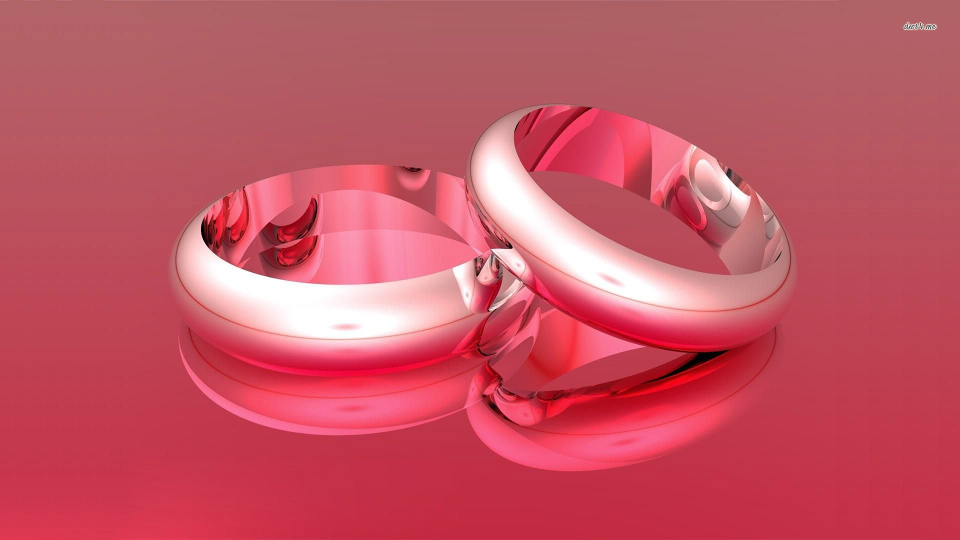 Wedding Background with Red Rose and Rings Pretty backgrounds 1600 ...