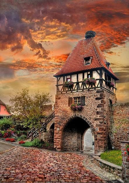Chatenois ~ Alsace