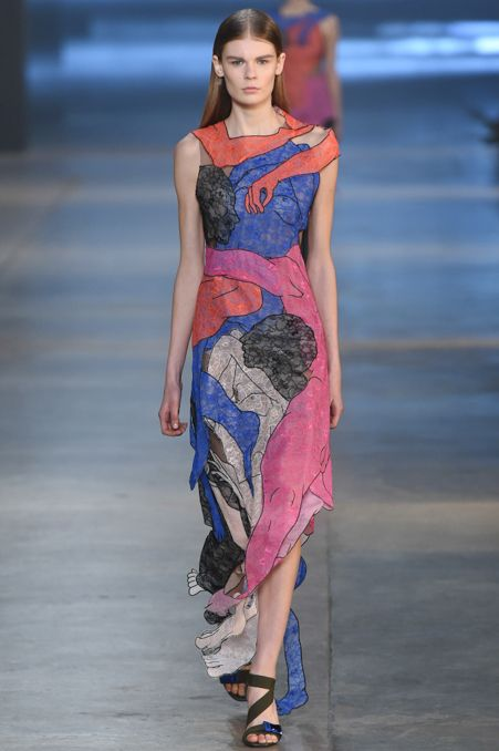 Christopher Kane - Fall 2015 Ready-to-Wear -