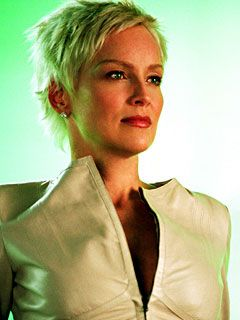 Sharon Stone As Laurel Hedare In Catwoman B Styled By