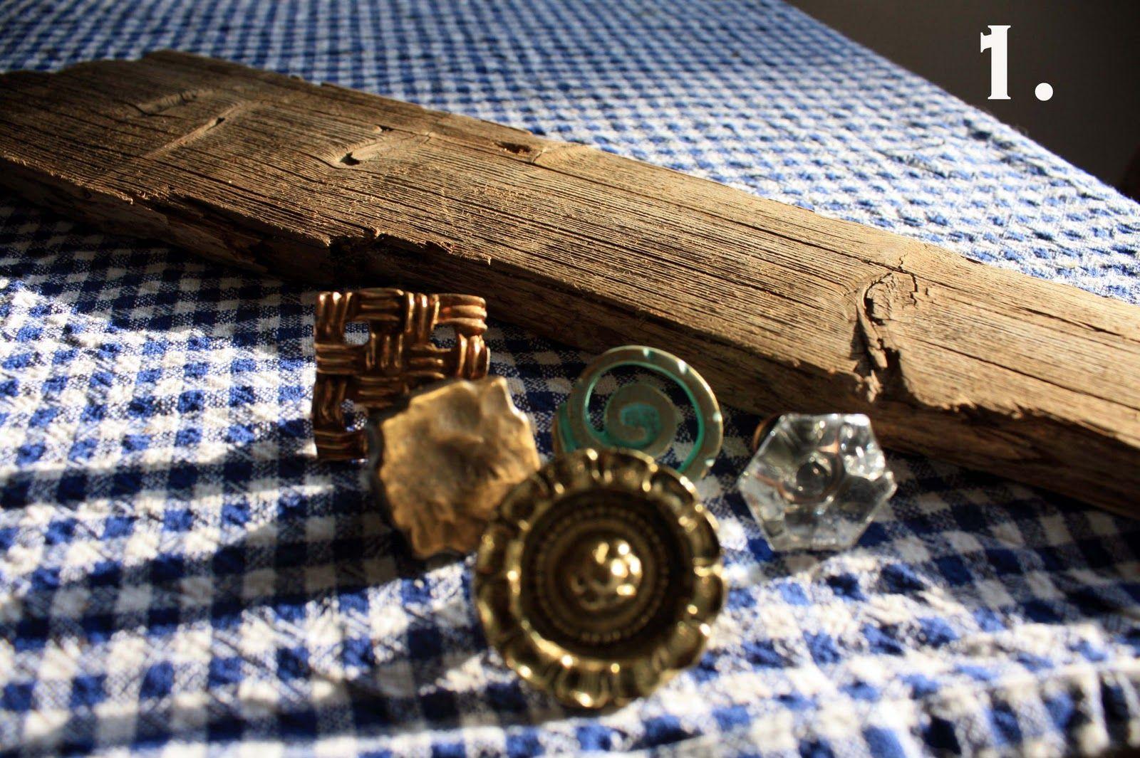 Visibly Moved: DIY: Necklace Holder
