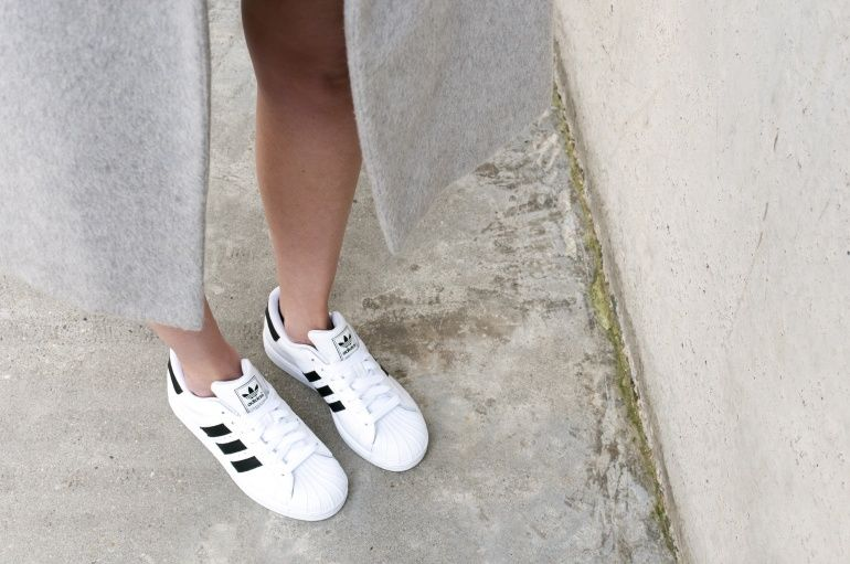 Adidas superstar #connectedtofashion