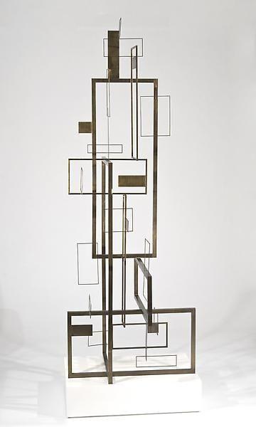 Sidney Gordin 1953 , brass