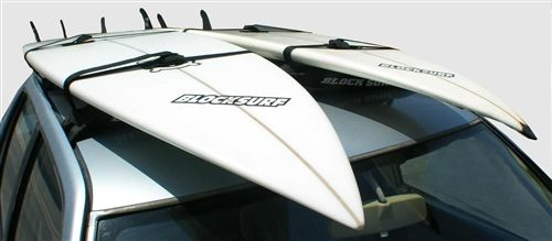 Surf Rack For Car >> Wrap Rax Double Surfboard Racks By Blocksurf Carries Up To