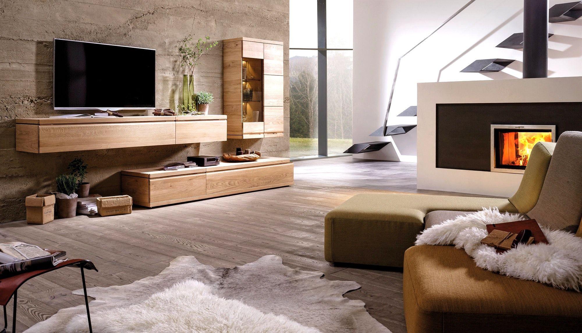 Moderne Holzmöbel Wohnzimmer