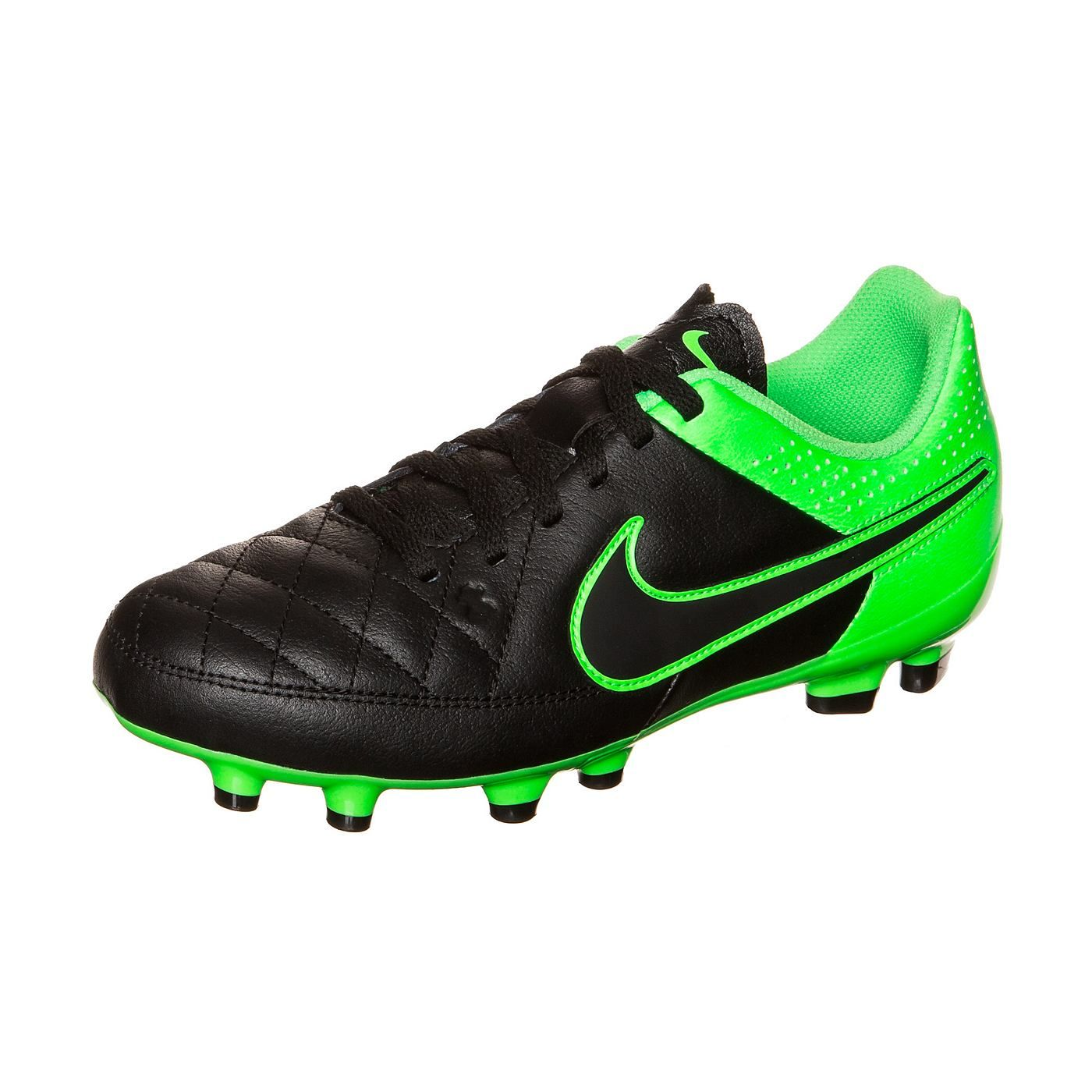 Genio Leather Fußballschuh HerrenMax Ii Fg Nike Tiempo fbyvY6g7