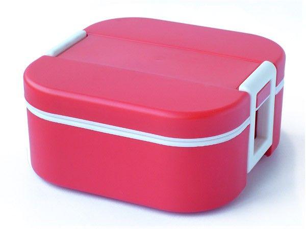 LunchBox termico quadrato 3 scomparti