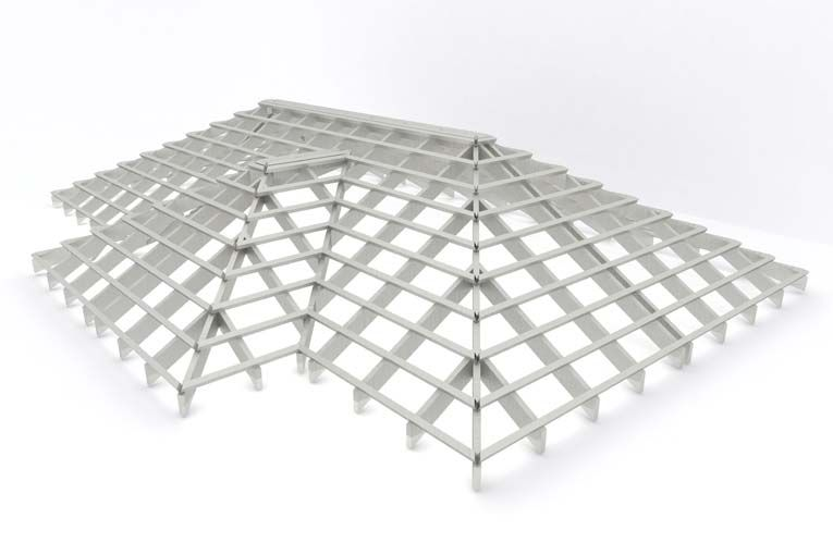 Roof Framing Basics Hometips Roof Framing Metal Roof Construction Roof Structure