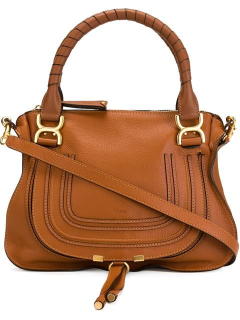 Compre Chloé Bolsa tote modelo 'Marcie' em Cuccuini from the world's best independent boutiques at farfetch.com. Shop 300 boutiques at one address.