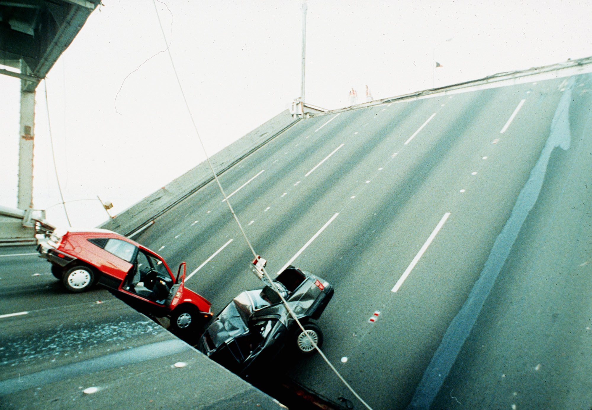san francisco bay area earthquake 25 years later pictures cbs news