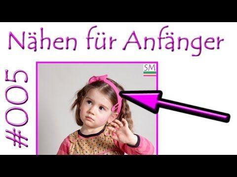 Haarband mit Schleife in 5 Größen (Baby bis Erwachsene) – Kreativlabor Berlin