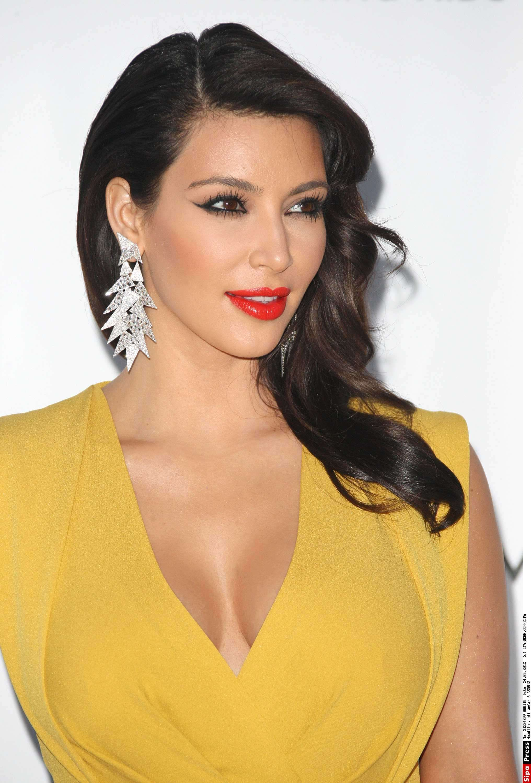 Kim Kardashian Et maintenant, une ligne de cosmétiques