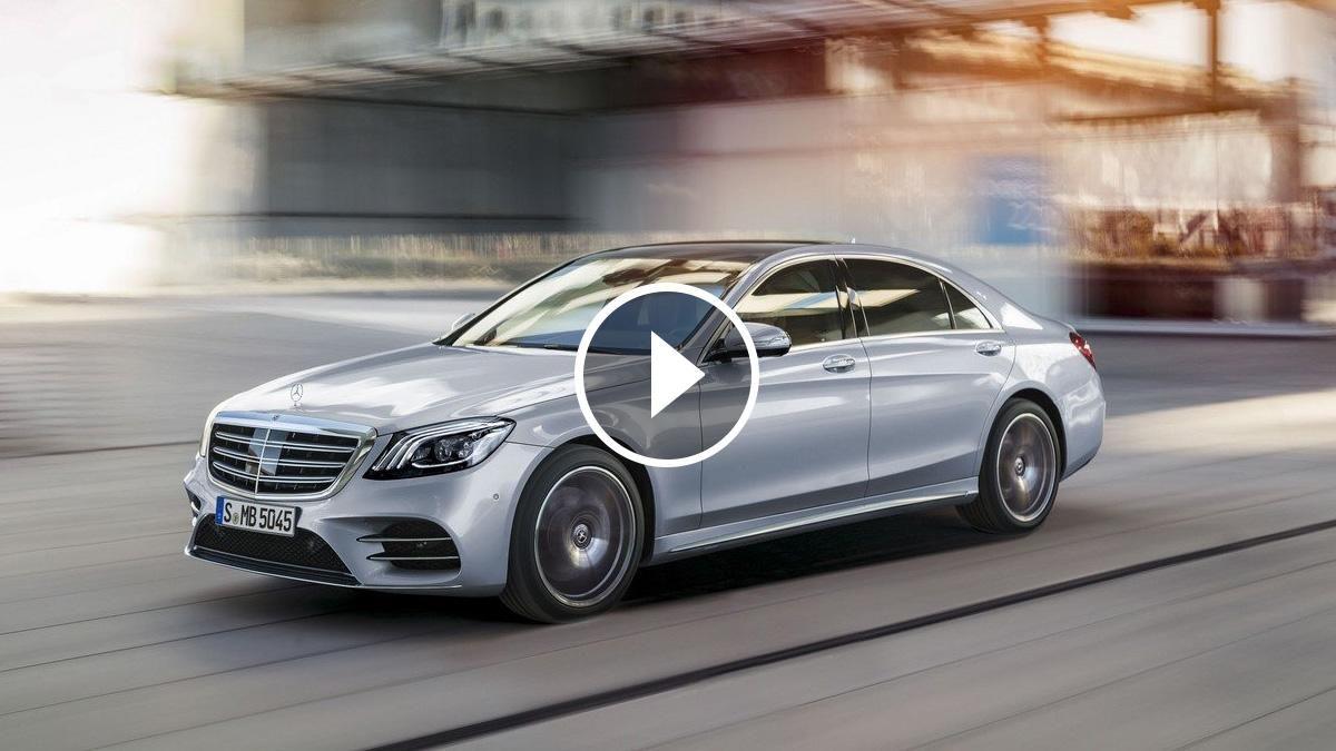 2018 Mercedes Benz S Class First Look Review Best Luxury Cars Benz S Class Benz S