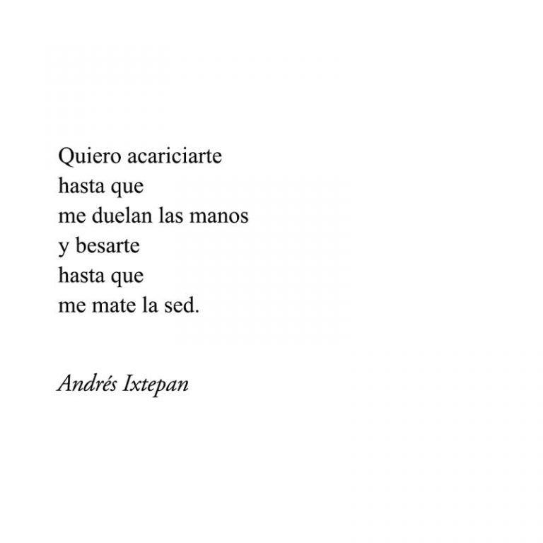 Frases De Amor Para Dedicar De Andres Ixtepan Las Mejores Frases