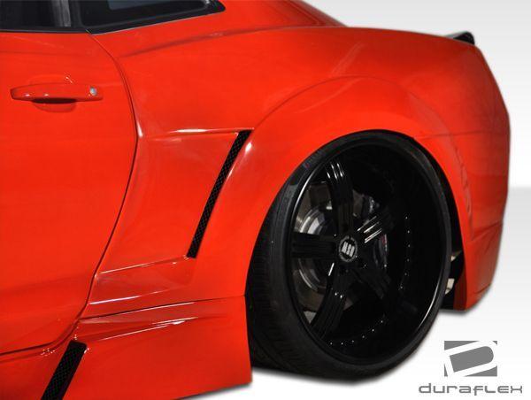 Duraflex 10 14 Chevy Camaro Hot Wheels Wide Body Rear Fender
