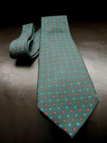 59f2fda94b96 Details about E. Marinella Napoli Classic Tie ~ Hand-made in Italy ...