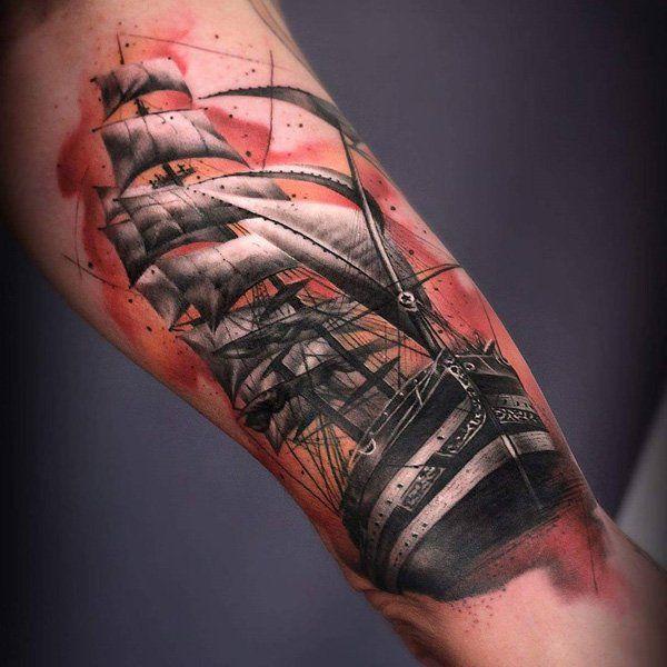 100 boat tattoo designs tattoo ideas pinterest tattoos tattoo designs and sleeve tattoos. Black Bedroom Furniture Sets. Home Design Ideas