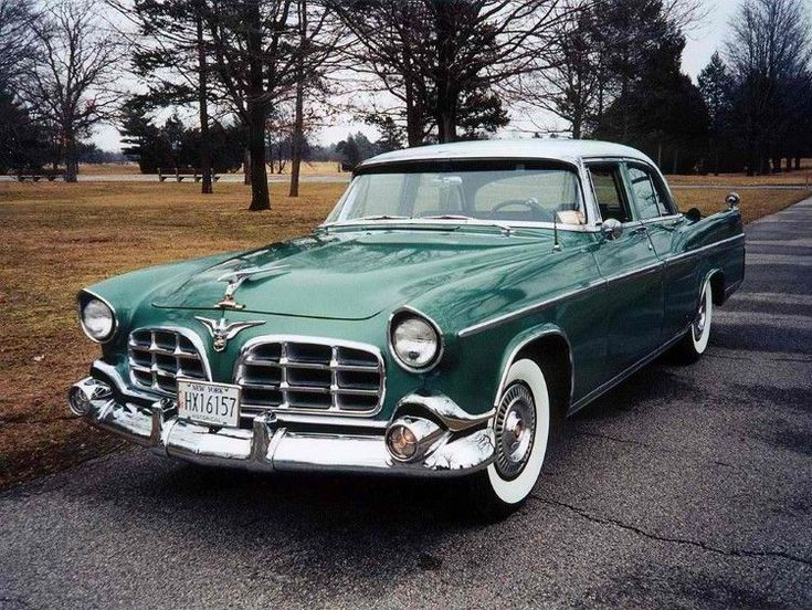 21+ Classic Car Picture of the 1950s
