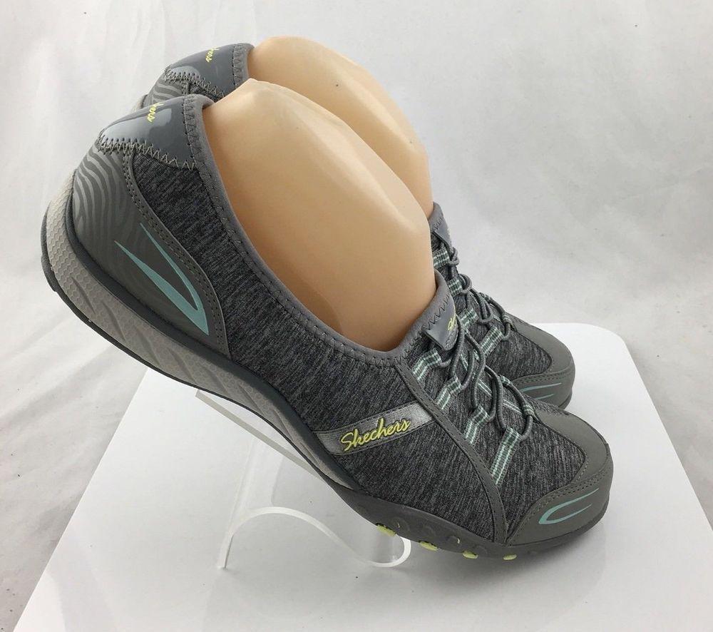Skechers Relaxed Fit Memory Foam Womens slip on shoes size 10 M work 22468  | Skechers and Memory foam