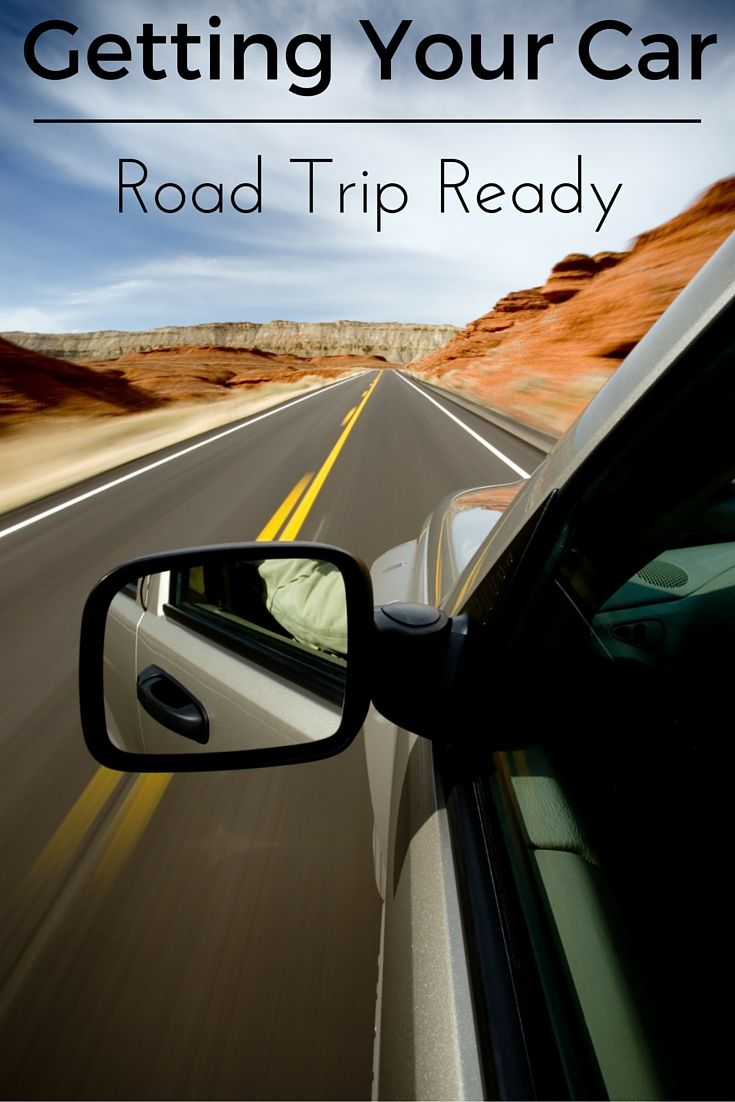 Tips to get your car road trip ready! #StayClean2016 #RugDoctorDifference #ad