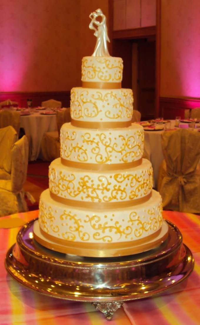 quinceanera setups | ... at the Renaissance in Columbus, OH. Cake ...