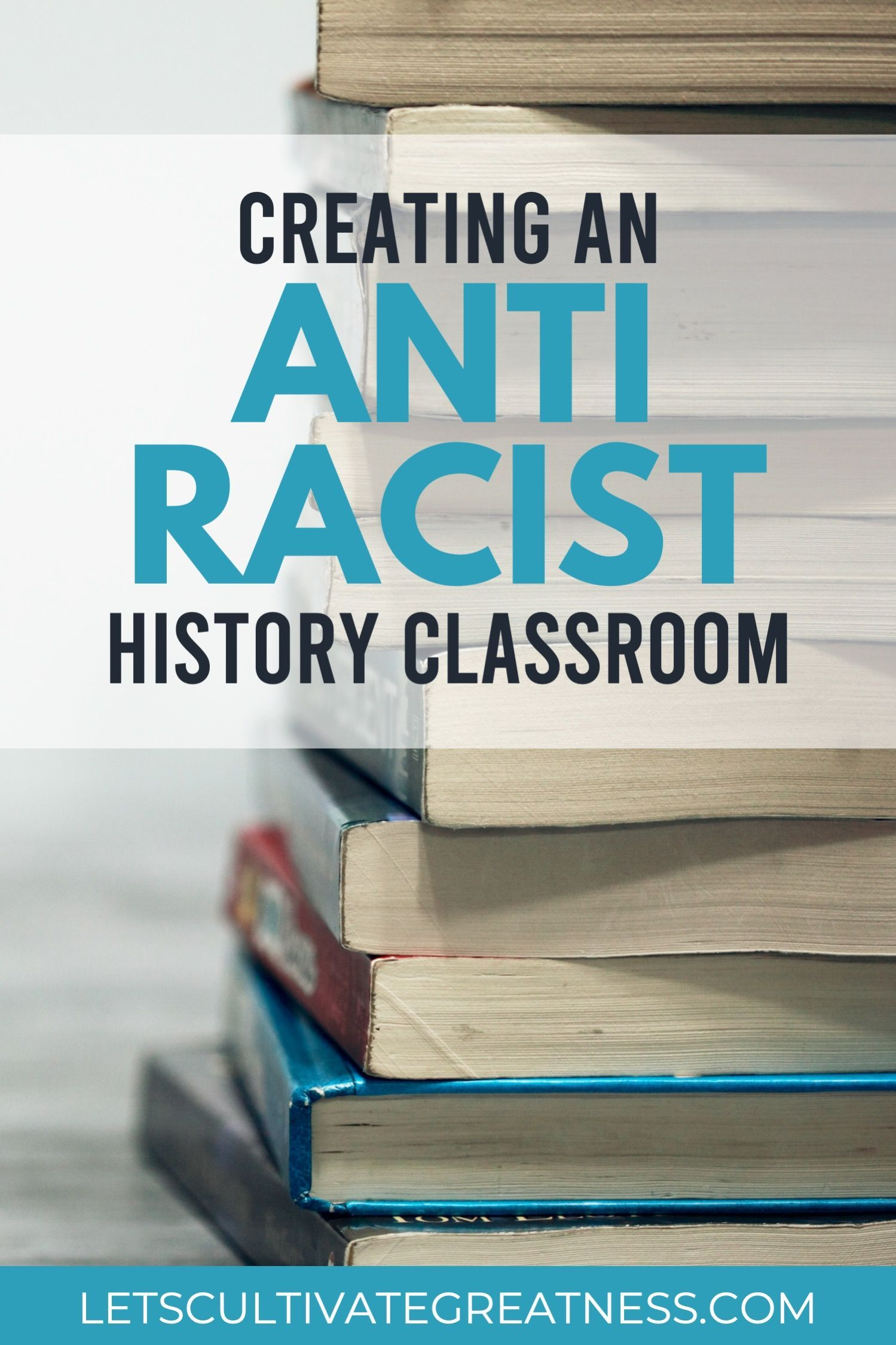 Photo of Teach Antiracist History