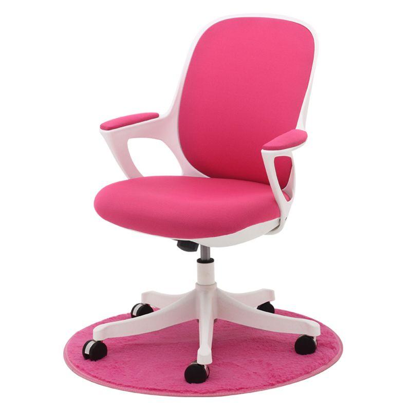 360 swivel ergonomic upholstered task office chair with