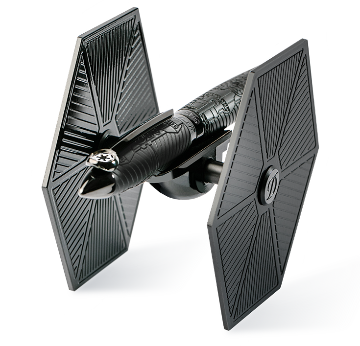 S.T. Dupont Star Wars Rollerball Pen – TIE Fighter