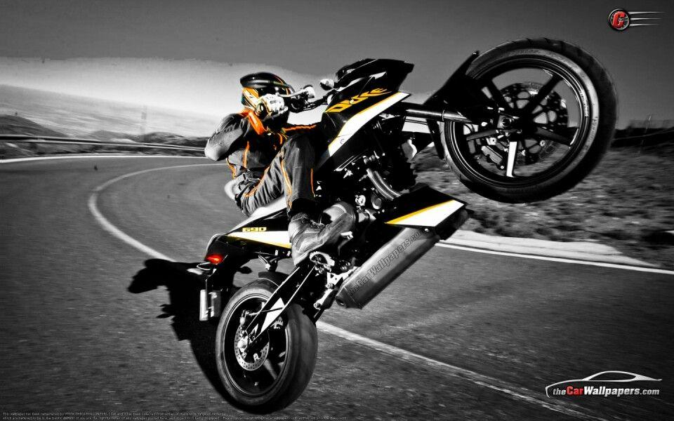 Ktm Duke 690 Hd Wallpaper Bike