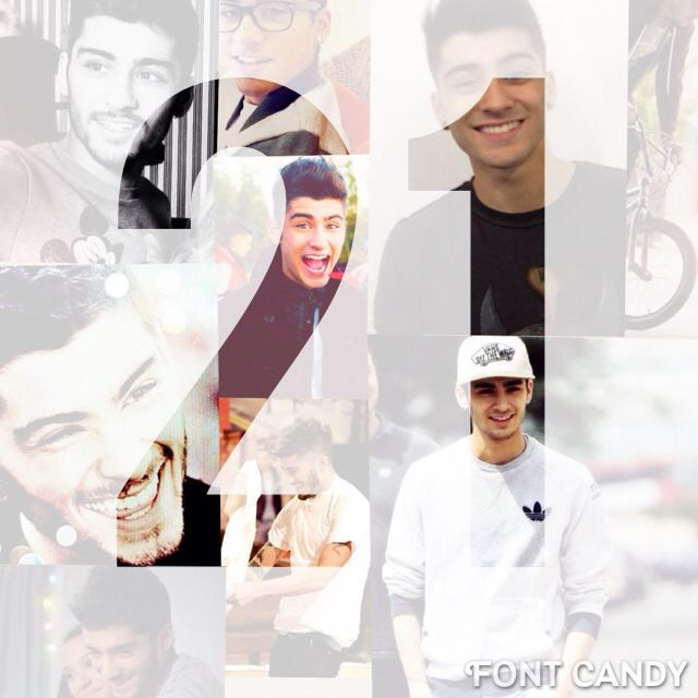 Happy 21 Birthday Zayn! I Love You More Than You Could