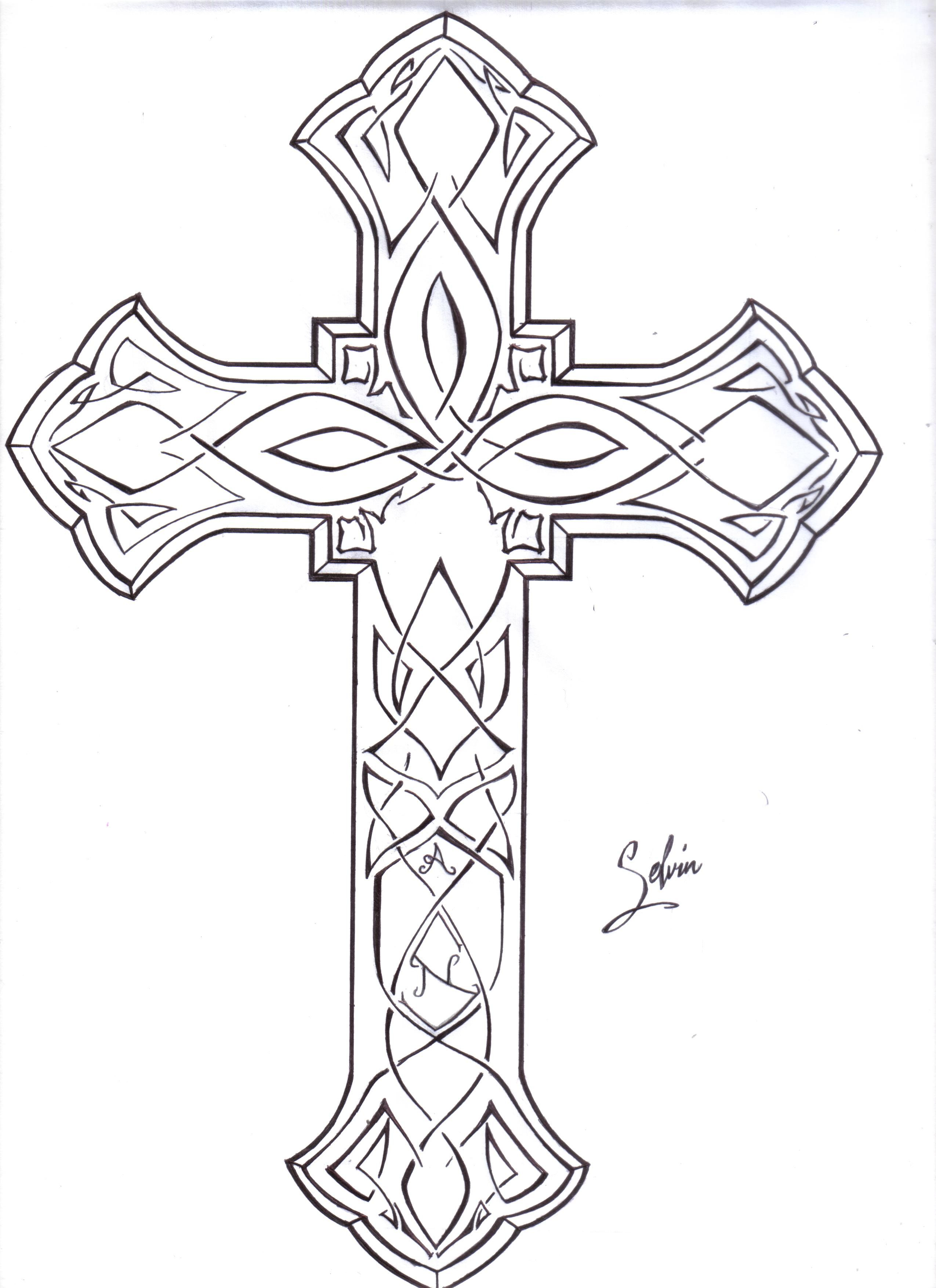 celtic cross designs - Google Search | Coloring Pages in 2018 ...