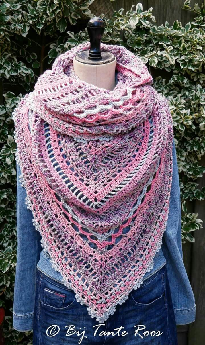 Pin von Beverly Smith auf Prayer Shawls | Pinterest | Tücher, Schals ...