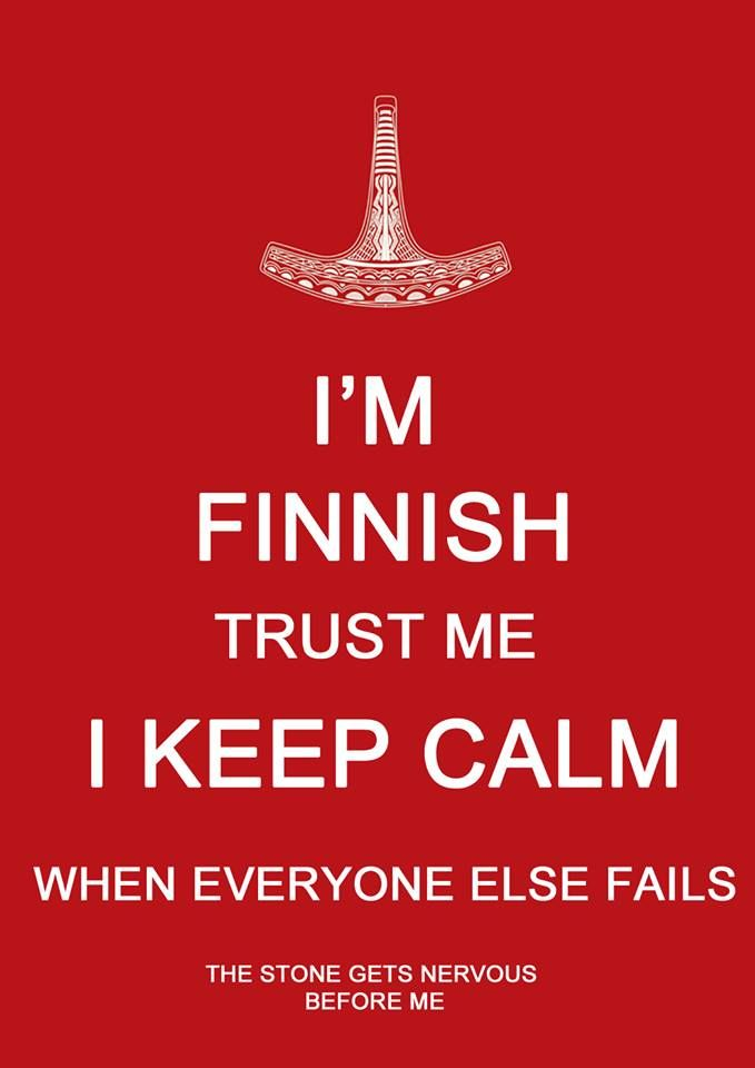Seen so many I cannot keep calm nations... and then there