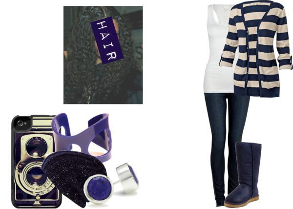 """Chillin at home"" by teetee-lovs-u ❤ liked on Polyvore"