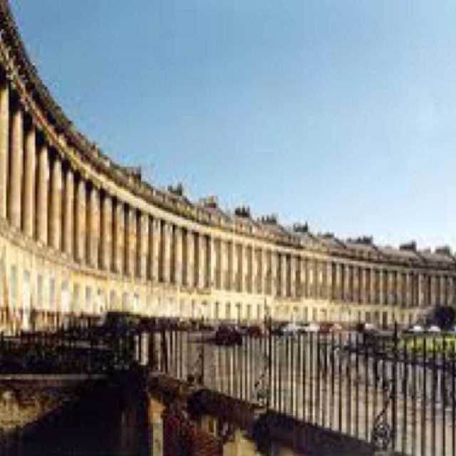 Royal Crescent In Bath! Can't Wait To See You Again