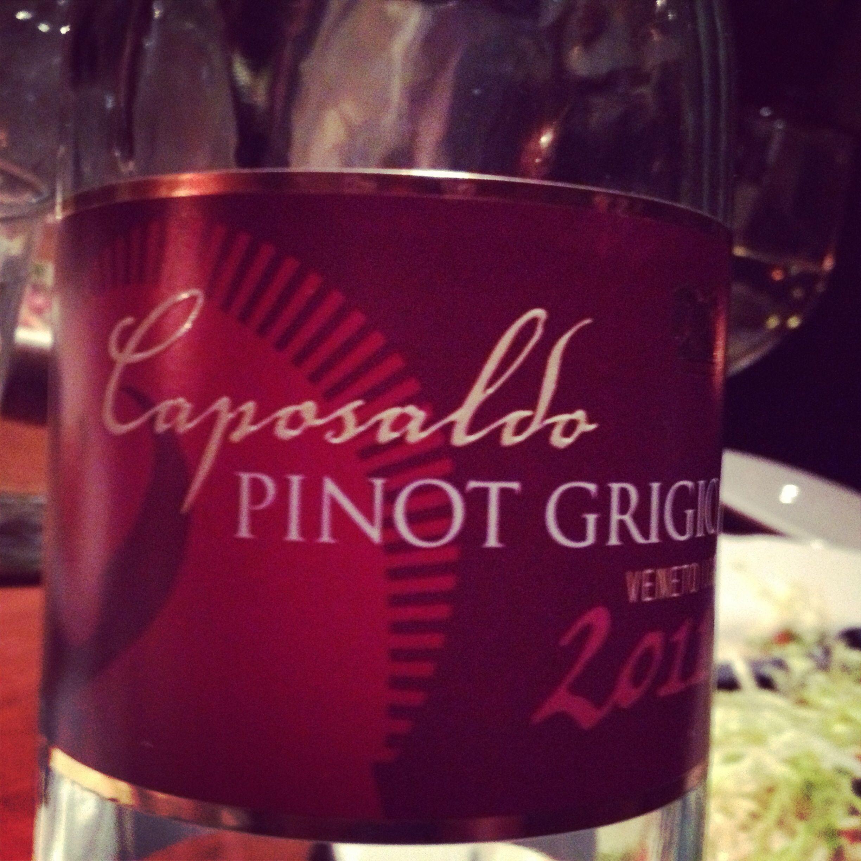 Caposaldo Pinot Grigio Pinot Grigio Wines Pinot