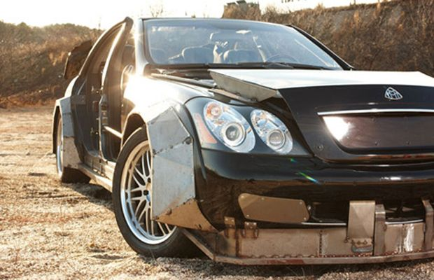 Kanye West Jay Z S Otis Maybach Goes For 60k At Auction