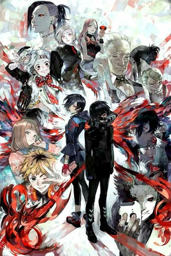 Pin On Tokyo Ghoul 3