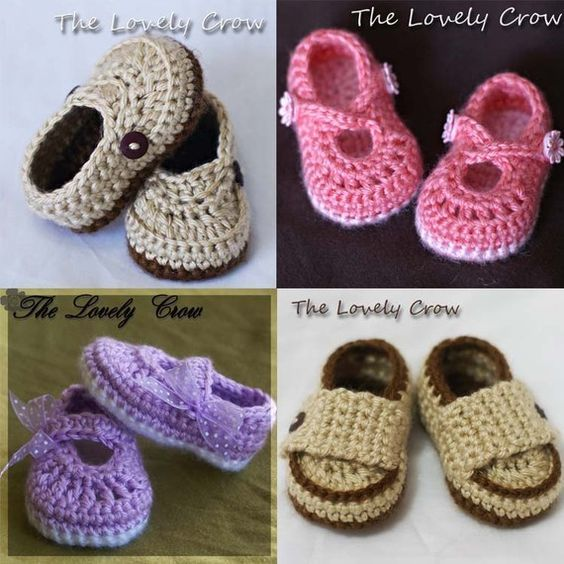 Freebabycrochetpatterns Baby Booti Crochet Easy Pattern