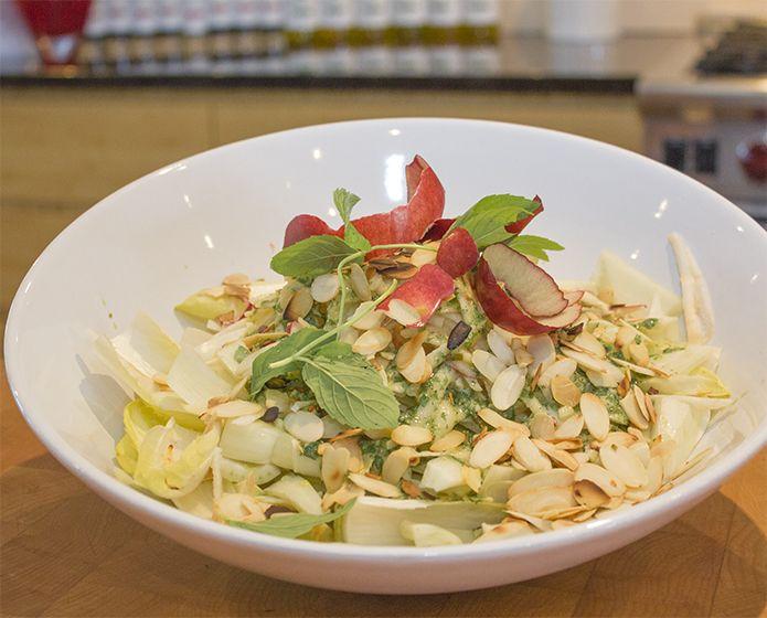Salade d'Endive, Fenouil et Pommes :)