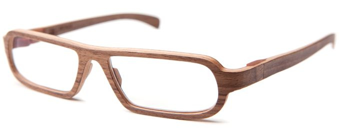 handmade wood eyewear