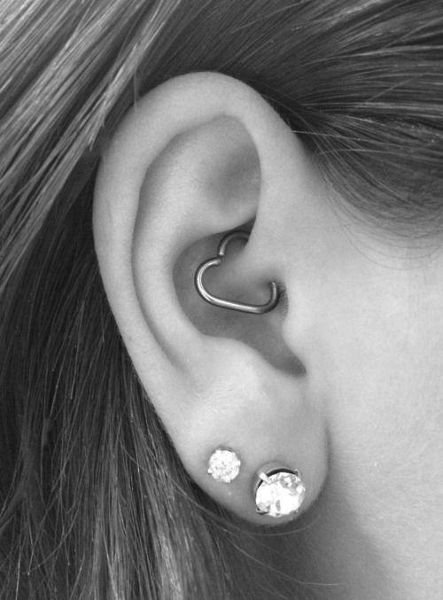 ear piercing tumblr - ...
