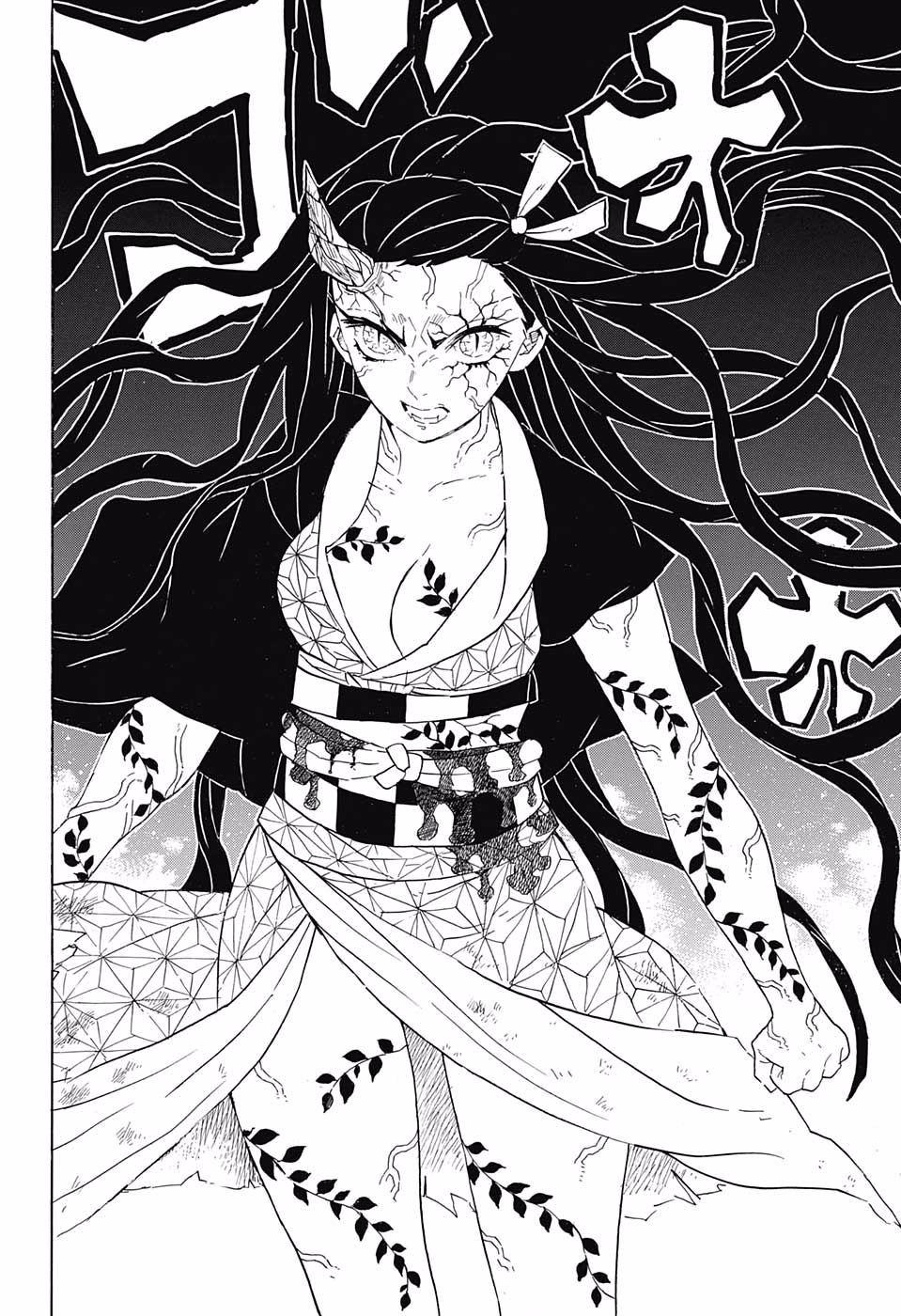Read manga Kimetsu no Yaiba Ch.083 Transfiguration online