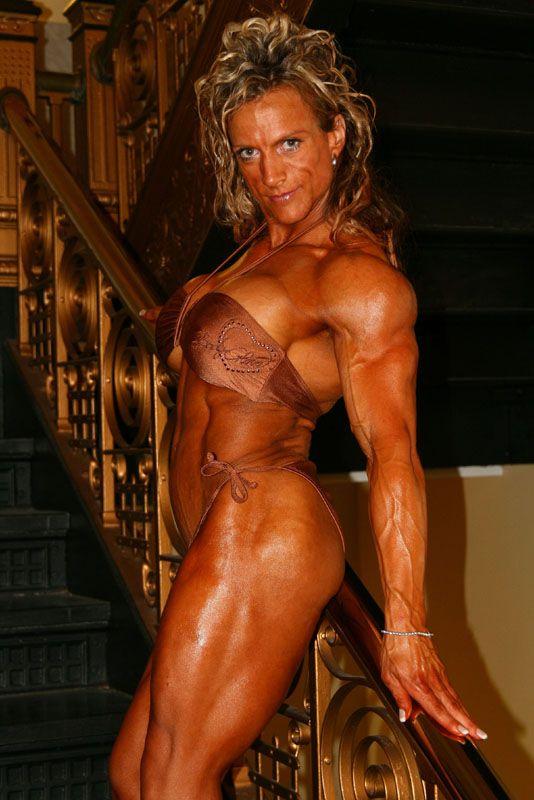 самого голые бодибилдеры женщины выгляжу